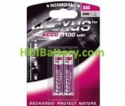 Batería recargable cilíndrica NI-MH AAA-RC03